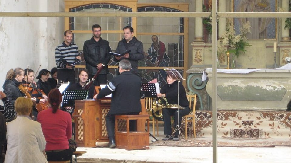 Orchester  (Foto: Marco Zimmermann)