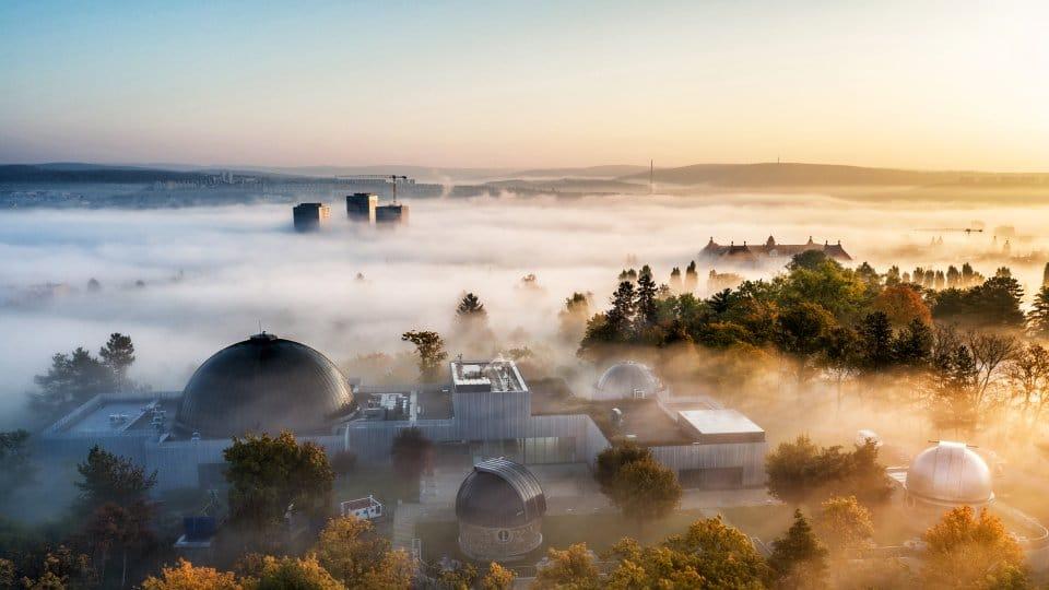 Brünner Planetarium  (Foto: Archiv der Sternwarte und des Planetariums Brno)