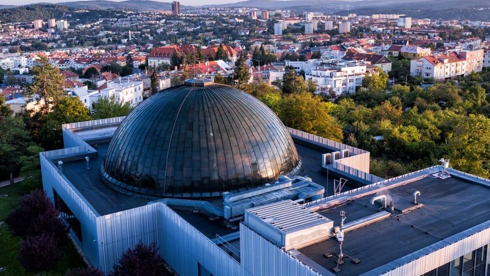Brünner Planetarium  (Foto: CC BY-SA 3.0 cz)