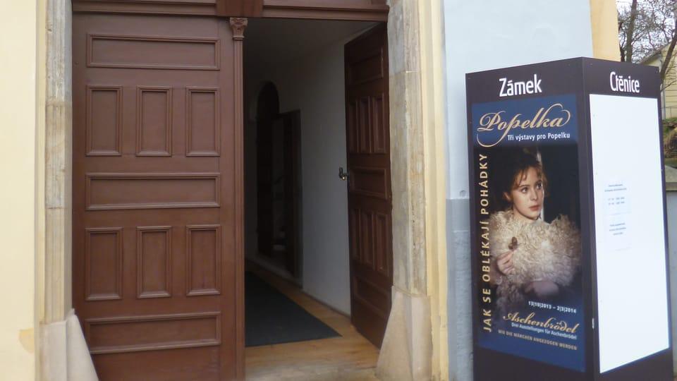 Ausstellung in Ctěnice  (Foto: Florian Oertel)