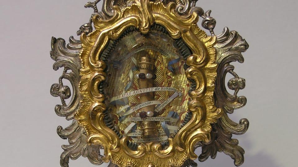 Reliquienschrein der heiligen Agnes  (Foto: Archiv der Nationalgalerie)