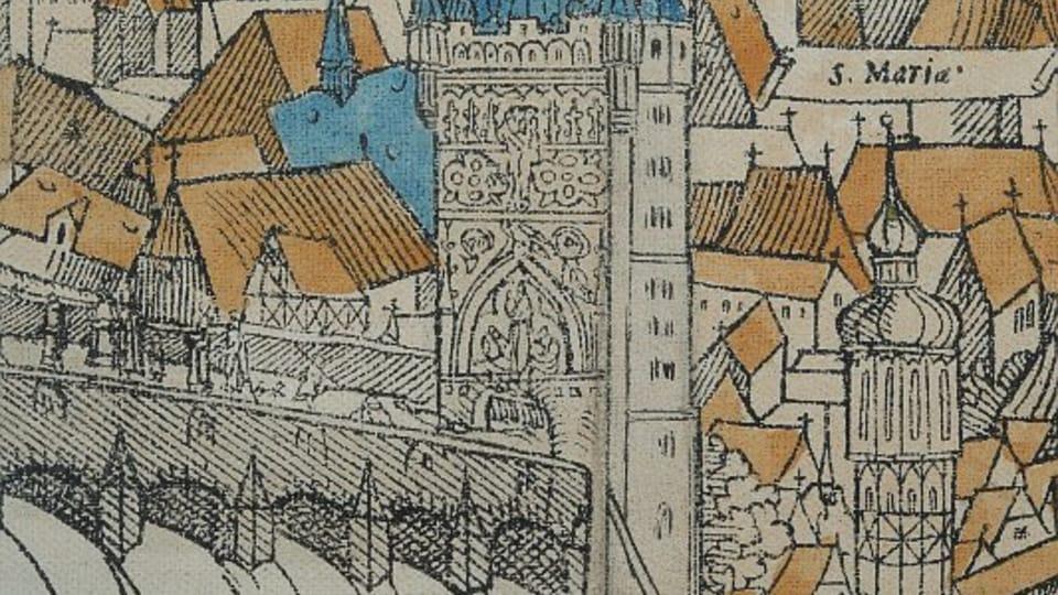 Altstädter Brückenturm  (Foto: Archiv des Museums der Hauptstadt Prag)