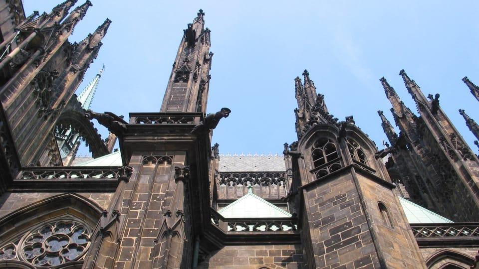 St.Veit-Kathedrale  (Foto: Štěpánka Budková)