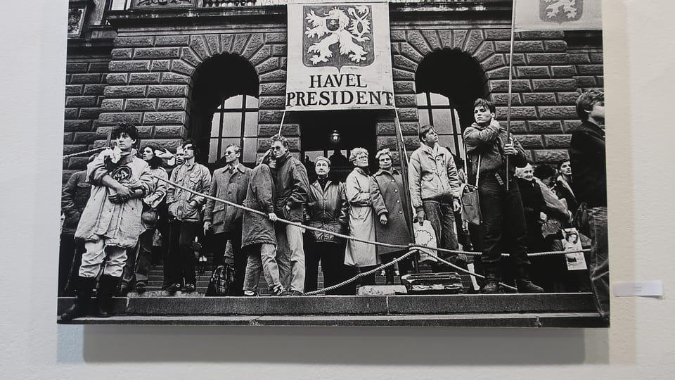 """Ausstellung """"Das Licht des Glaubens und der Hoffnung""""  (Foto: Martina Schneibergová)"""