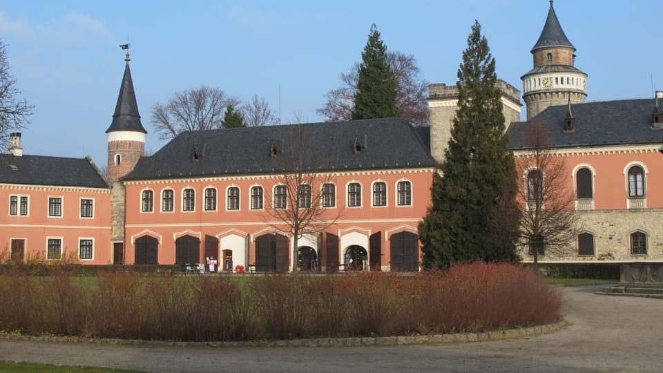 Schloss Sychrov  (Foto: Martina Schneibergová)