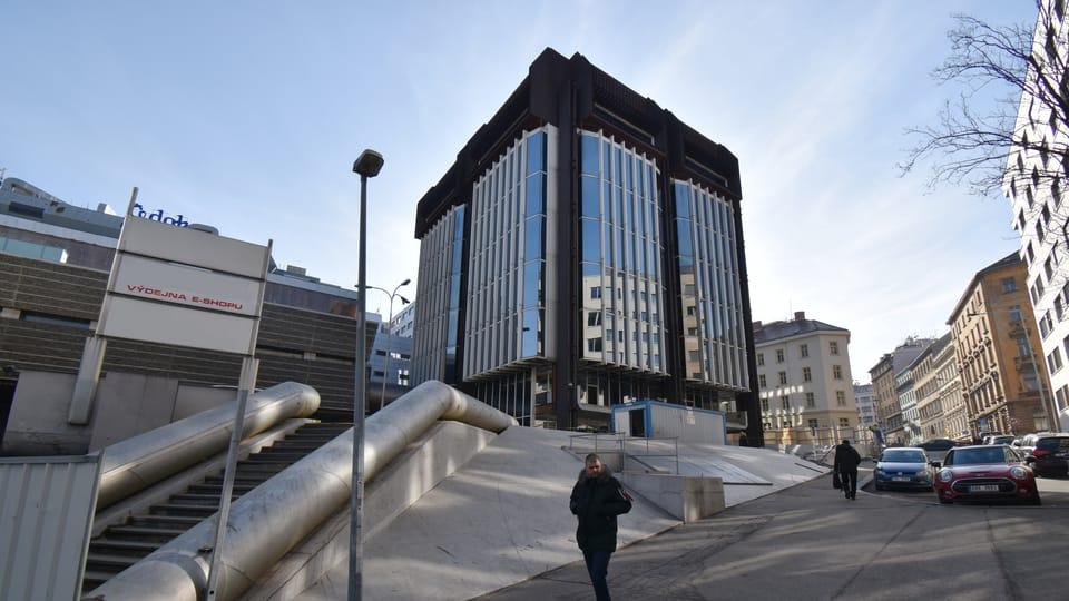 Transgas-Gebäude  (Foto: Ondřej Tomšů)