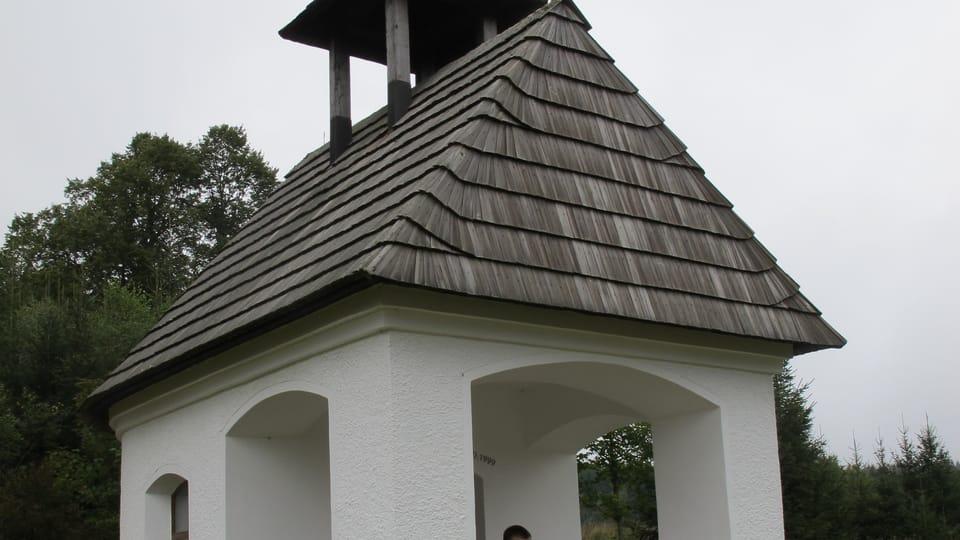 Kapelle von Zhůří  (Foto: Martina Schneibergová)
