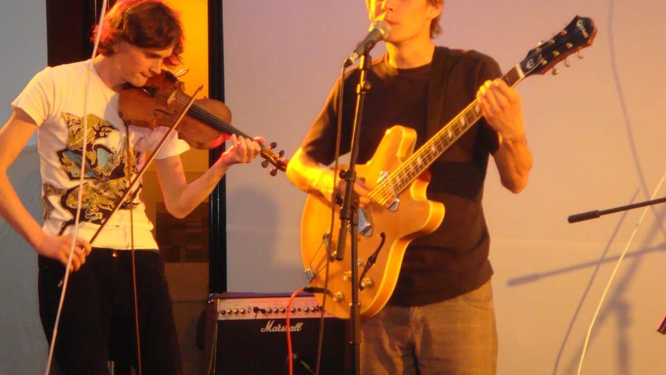 Band Zrní  (Foto: Archiv des Tschechischen Rundfunks - Radio Prag)