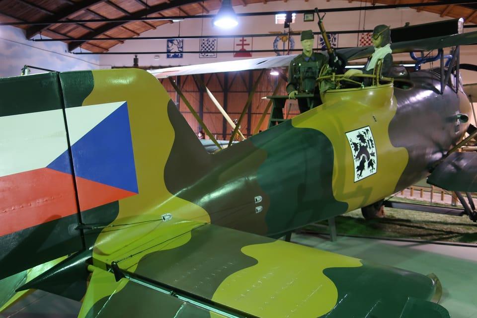 Letov Š-2  (Foto: Štěpánka Budková)