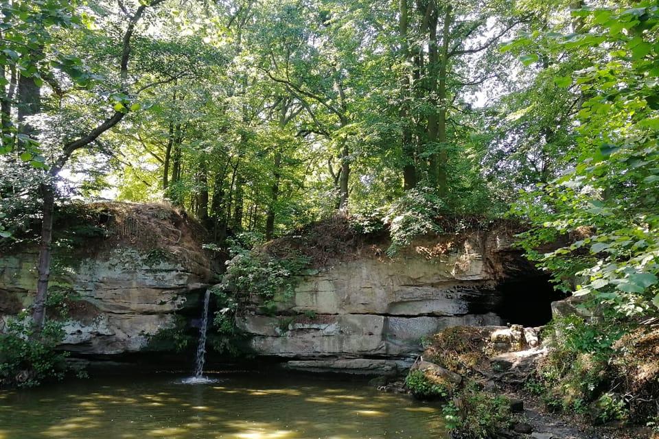 Dolany-Wasserfall  (Foto: Štěpánka Budková)