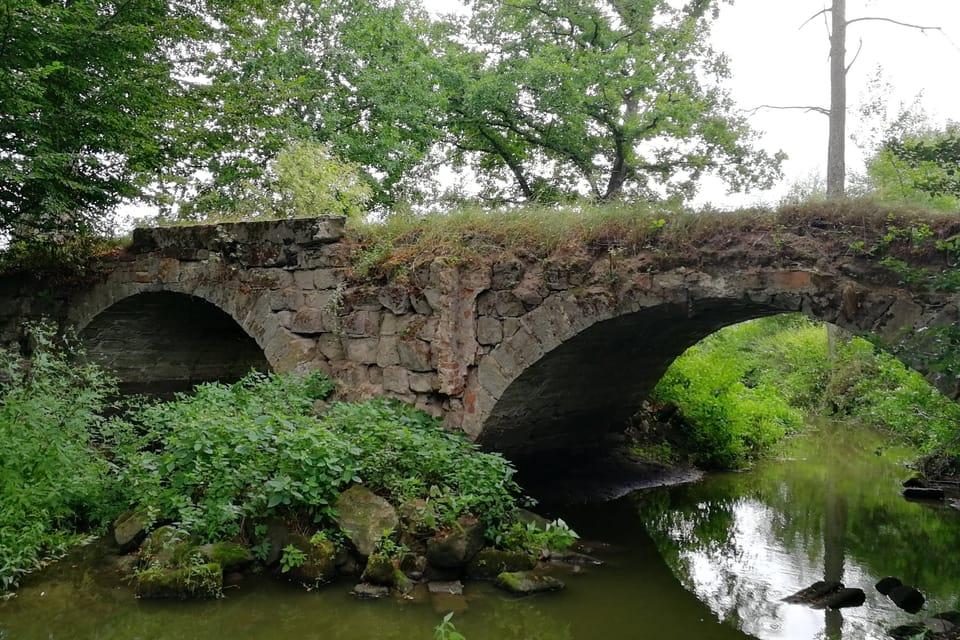 Barbarabrücke bei Zahrádky  (Foto: Štěpánka Budková)