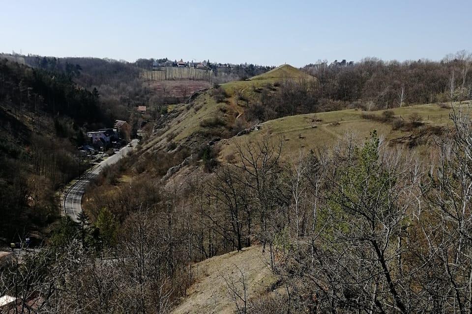 Naturschutzgebiet Homolka  | Foto: Štěpánka Budková,  Radio Prague International