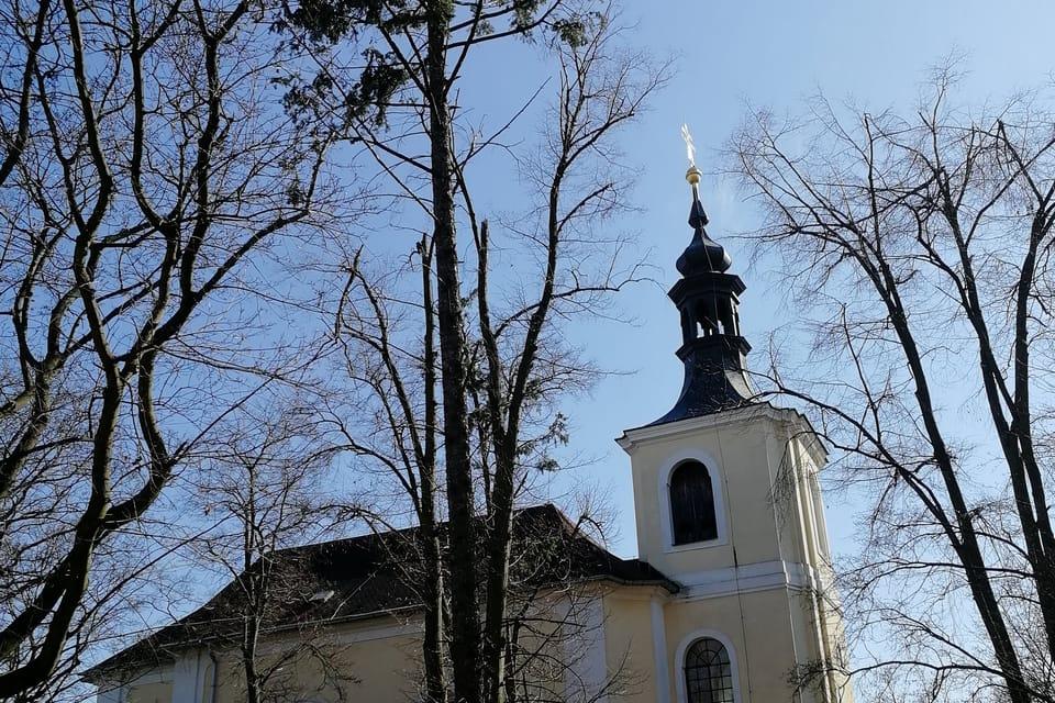 Kirche St. Johannes von Nepomuk | Foto: Štěpánka Budková,  Radio Prague International
