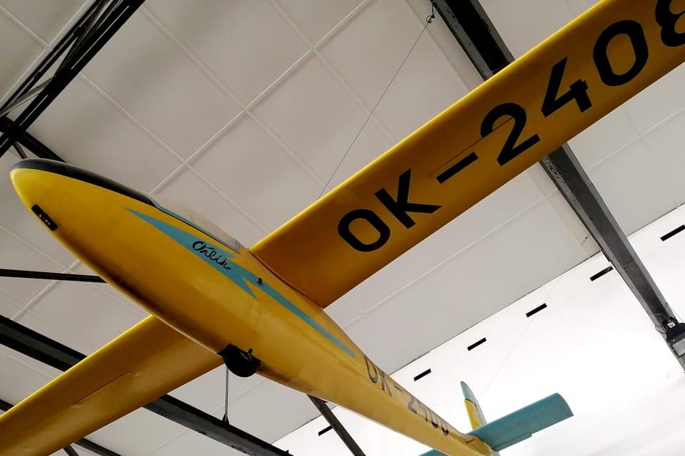 VT-16 Orlík  (Foto: Štěpánka Budková)