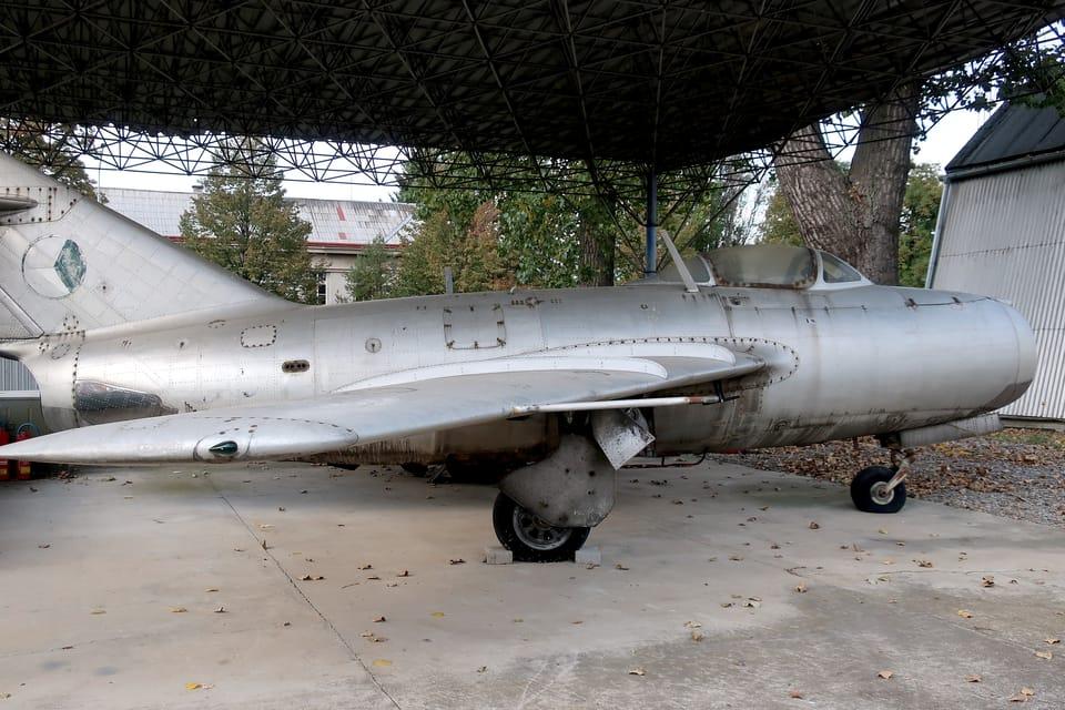 MiG-15  (Foto: Štěpánka Budková)