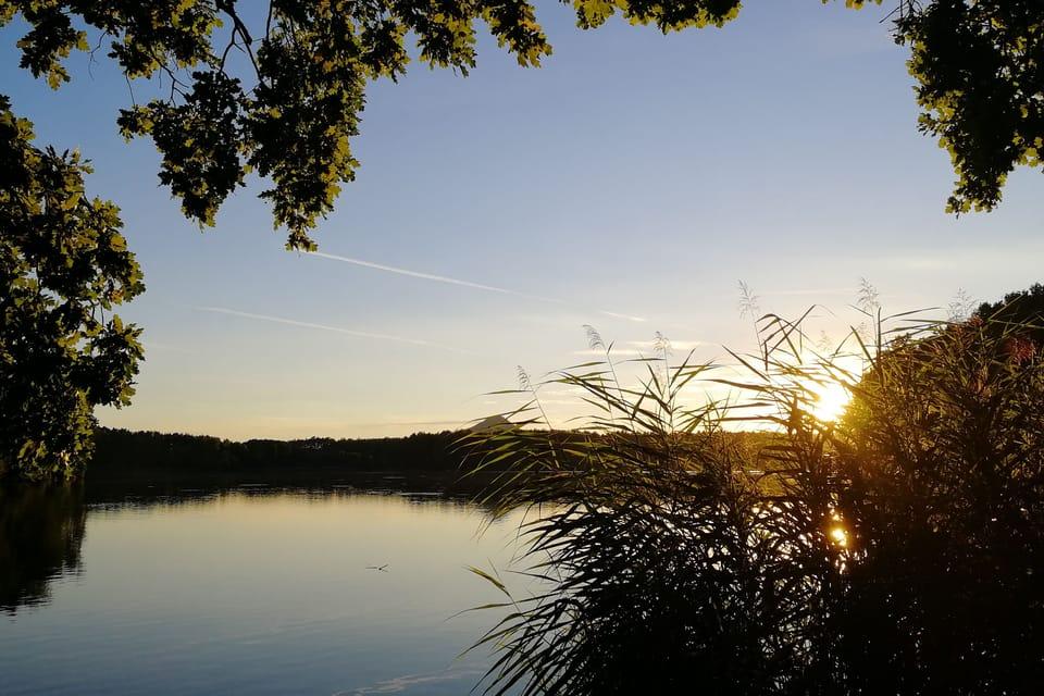 Großhose-Teich  (Milčanský). Foto: Štěpánka Budková