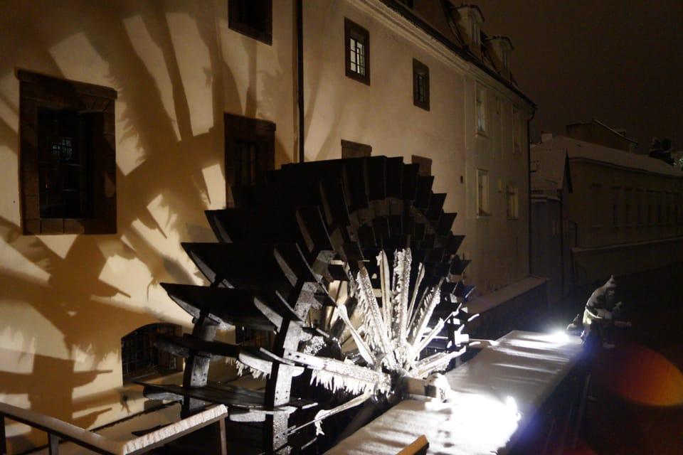 Großprior-Mühle  (Foto: Archiv des Tschechischen Rundfunks - Radio Prague International)