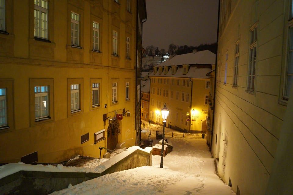Johannesberggasse  (Foto: Archiv des Tschechischen Rundfunks - Radio Prague International)
