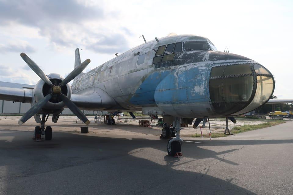 Avia Av-14FG  (Foto: Štěpánka Budková)