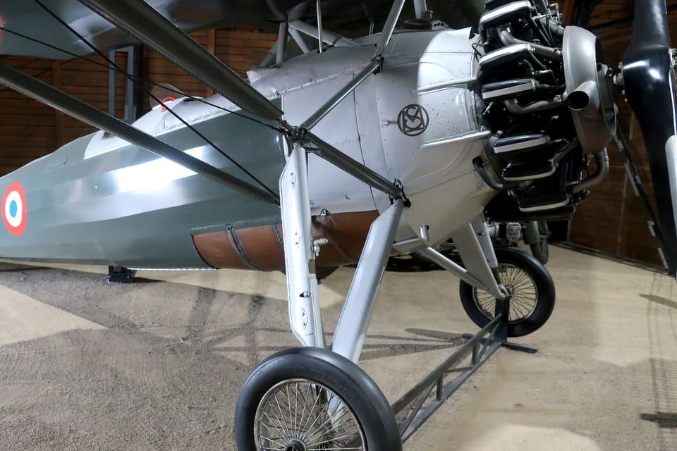 Morane-Saulnier MS.230  (Foto: Štěpánka Budková)