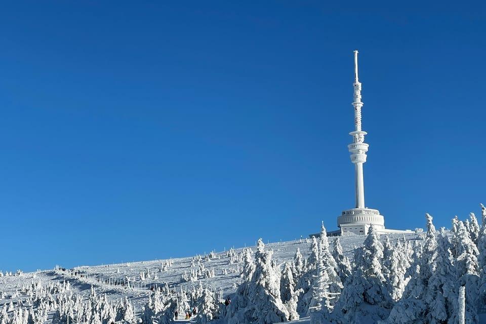 Praděd / Altvater  (1491 m). Foto: Ondřej Tomšů