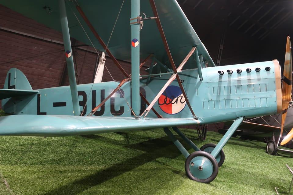 Aero Ab-11  (Foto: Štěpánka Budková)