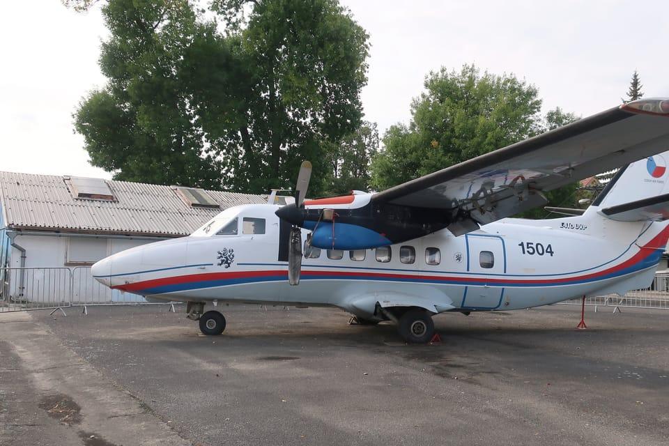 Let L-410 Turbolet  (Foto: Štěpánka Budková)