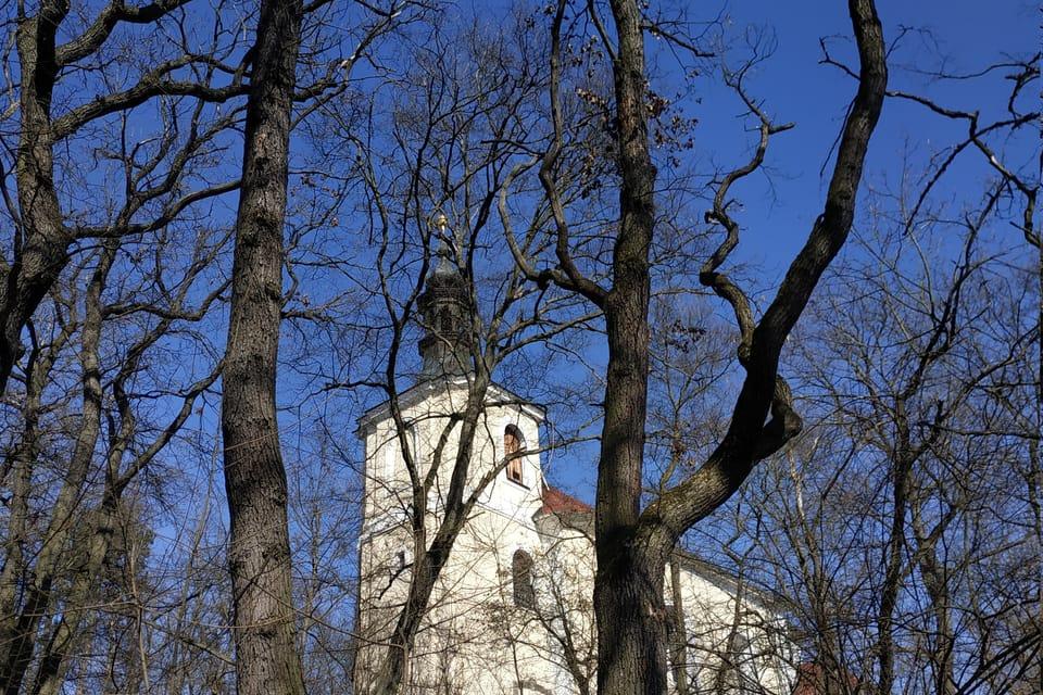 Kirche St. Johannes von Nepomuk | Foto: Bohumil Šimčík,  Radio Prague International