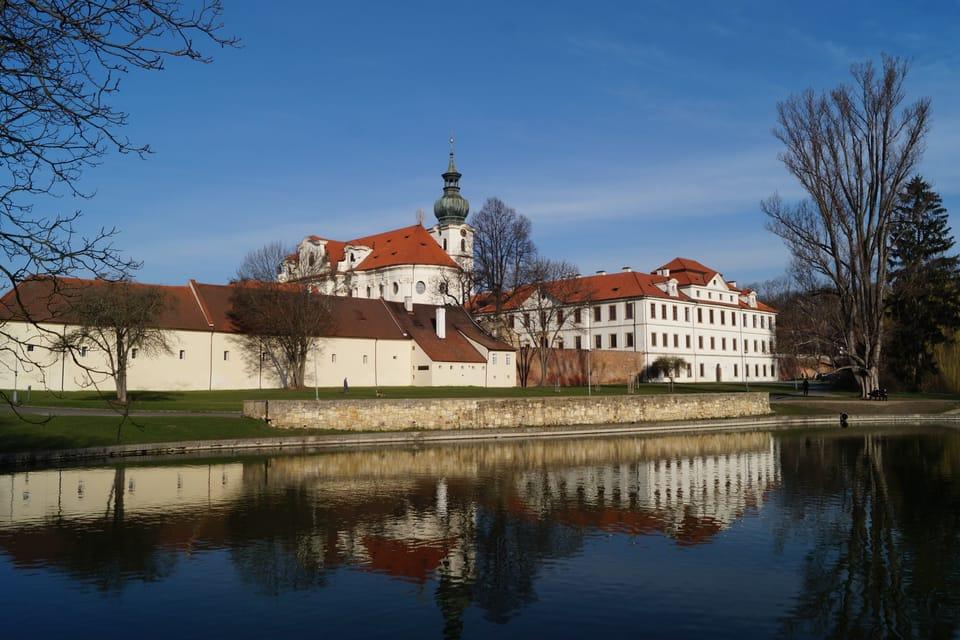Stift Břevnov  (Foto: Archiv Radio Prague Int.)