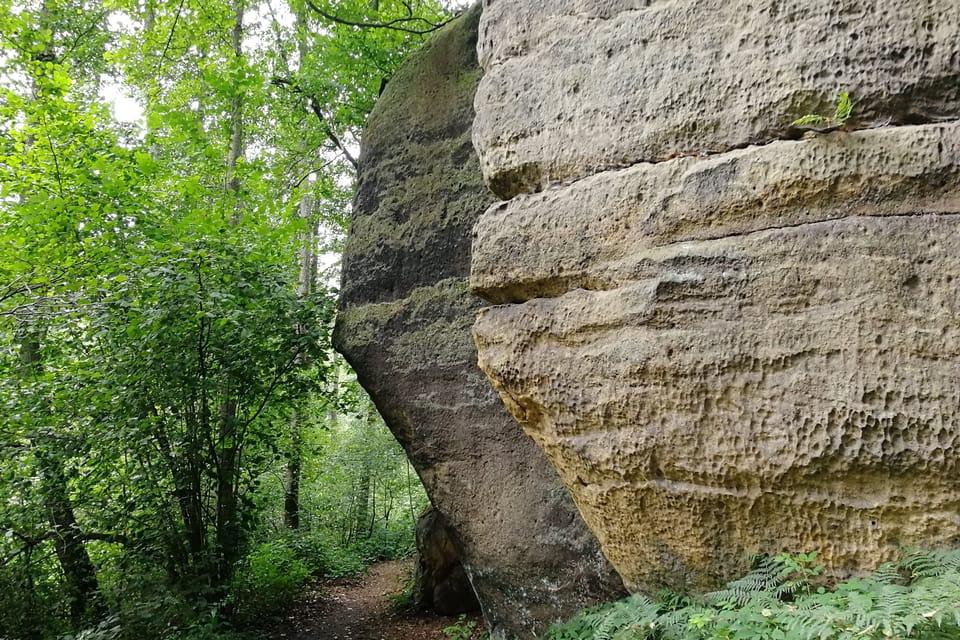 Nationales Naturdenkmal Peklo / Höllengrund  (Foto: Štěpánka Budková)