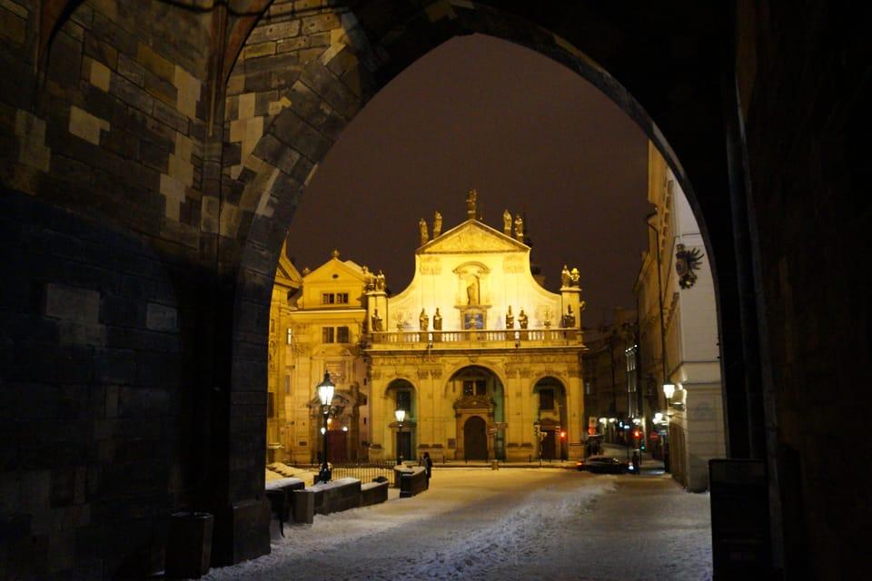 Salvatorkirche  (Foto: Archiv des Tschechischen Rundfunks - Radio Prague International)