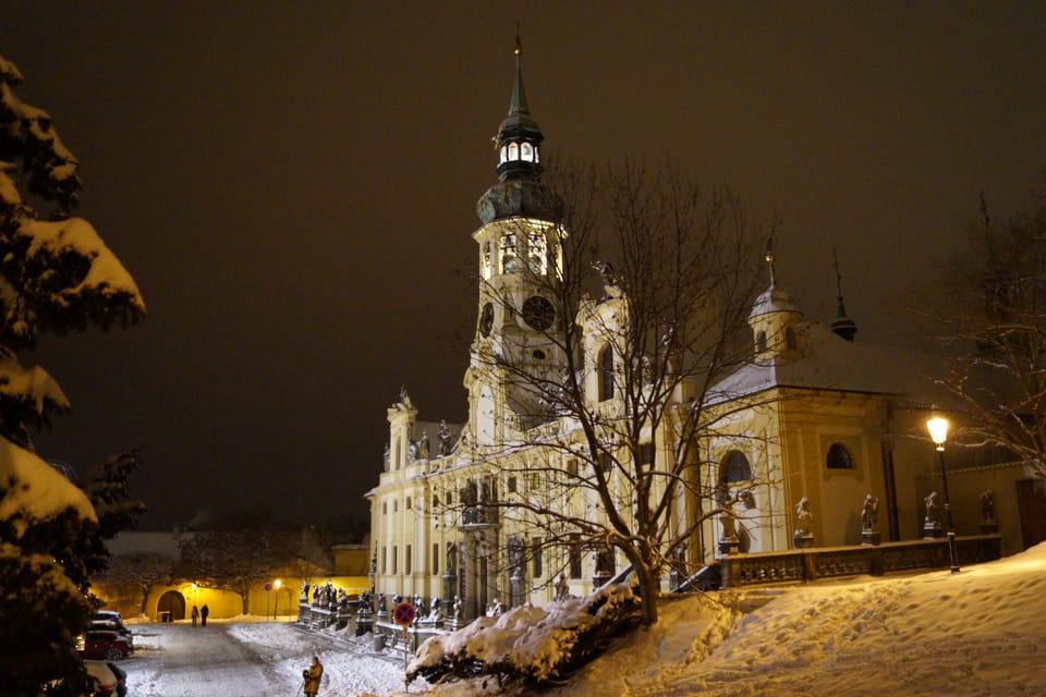 Loreto-Kirche  (Foto: Archiv des Tschechischen Rundfunks - Radio Prague International)