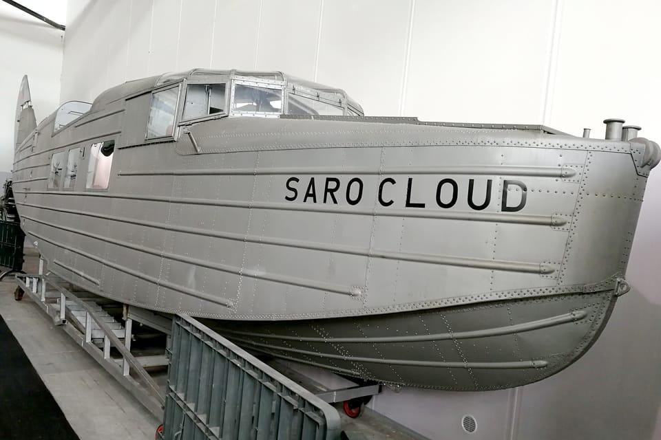 Saro Cloud A.19  (Foto: Štěpánka Budková)