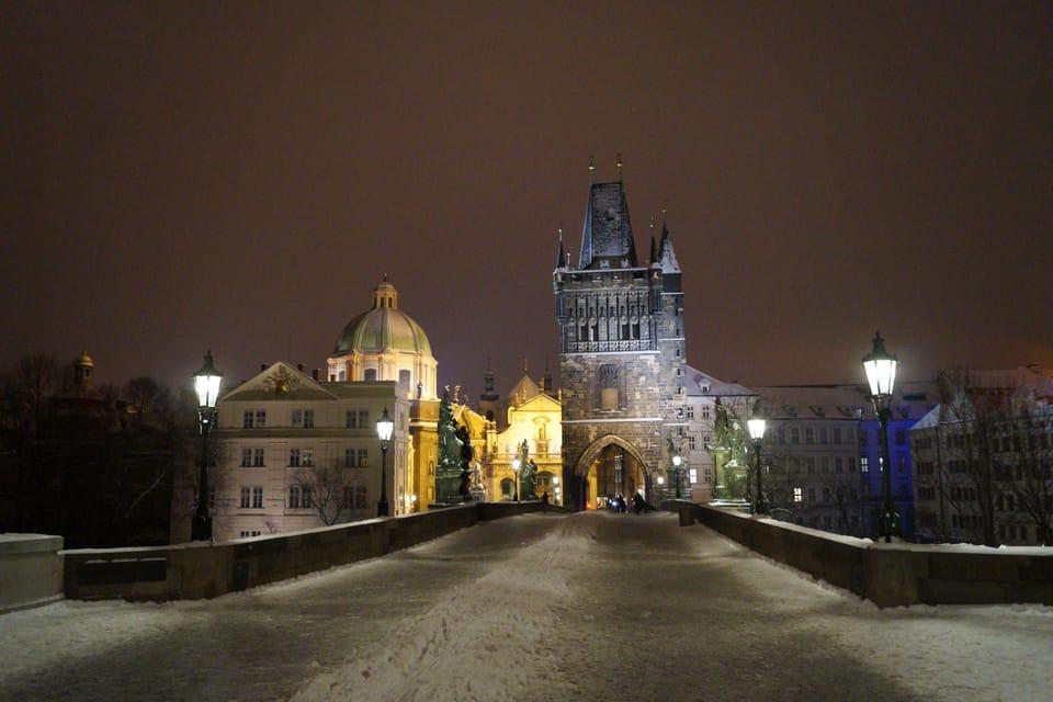 Karlsbrücke  (Foto: Archiv des Tschechischen Rundfunks - Radio Prague International)