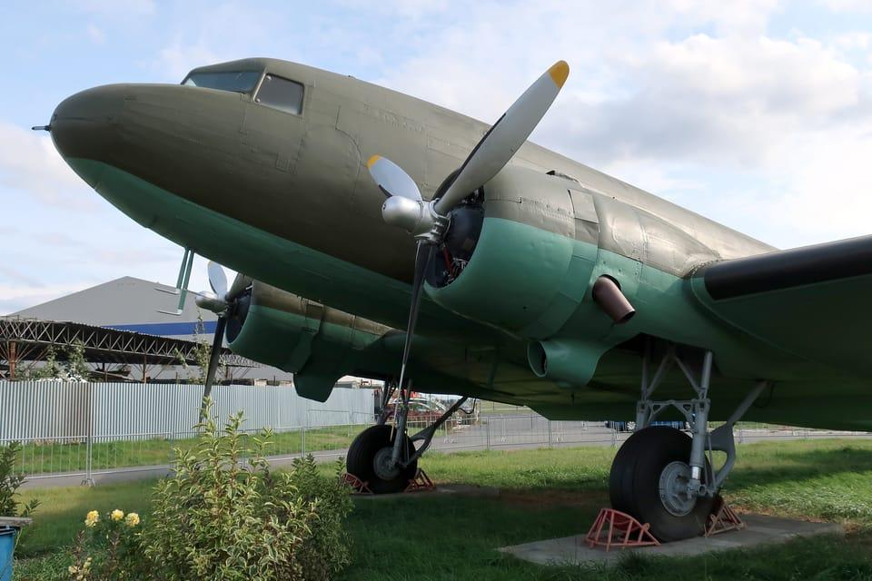 Douglas DC-3  (Foto: Štěpánka Budková)