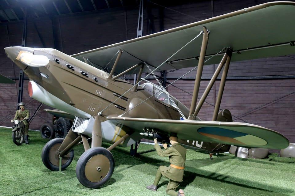 Avia B-534  (Foto: Štěpánka Budková)