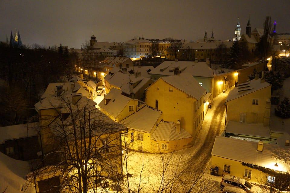 Prager Neue Welt  (Foto: Archiv des Tschechischen Rundfunks - Radio Prague International)