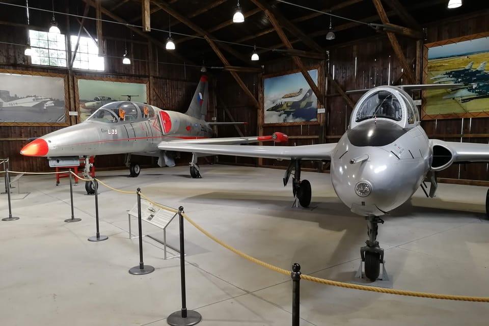 Aero XL-29 Delfín  (Foto: Štěpánka Budková)