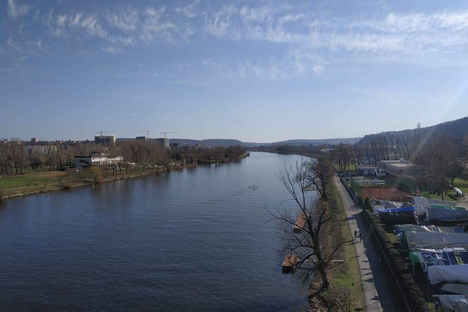 Braník-Brücke | Foto: Bohumil Šimčík,  Radio Prague International