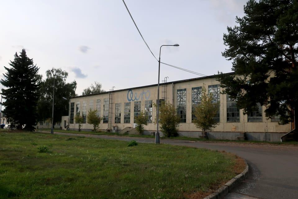 Flugzeugfabrik Aero in Prag-Kbely  (Foto: Štěpánka Budková)