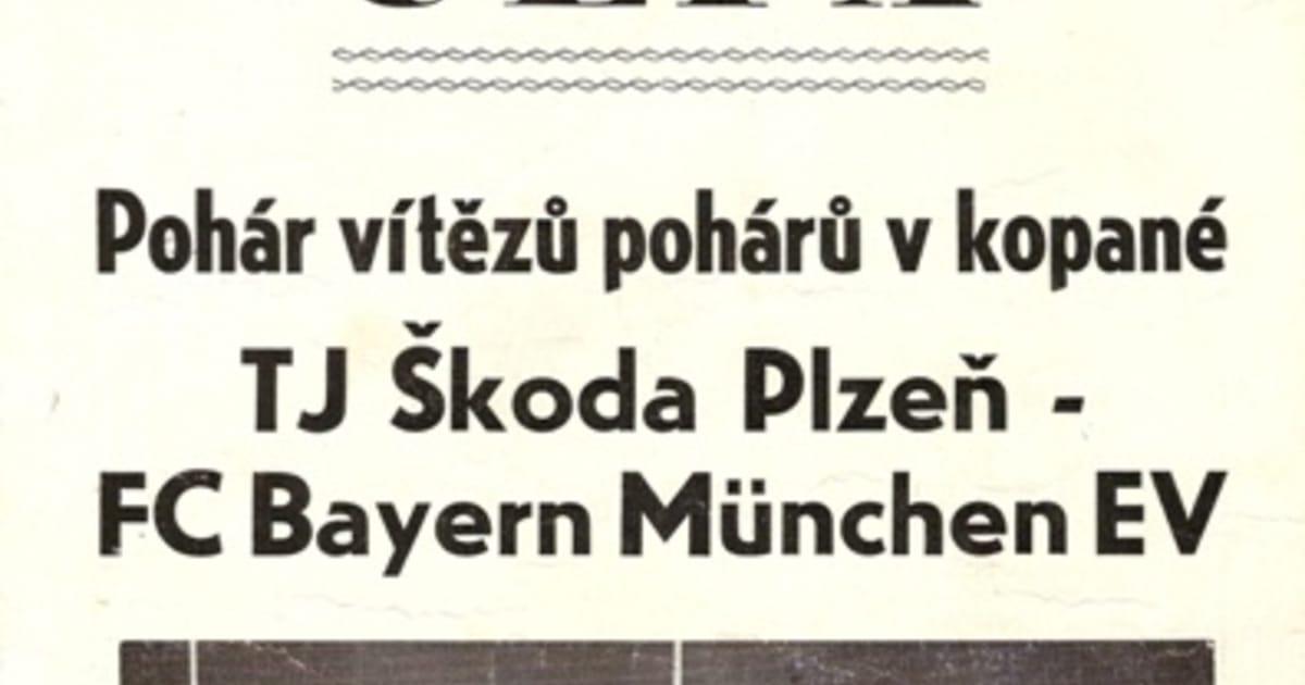 Vor 42 Jahren: Pilsen besser als Bayern - Breitner