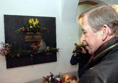 In Tschechien Wurde Feiertag Zu Ereignissen Des 17 November Begangen Radio Prague International