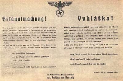 17 November Tag Des Kampfes Fur Freiheit Und Fur Die Demokratie Radio Prague International